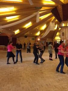 Tanssikurssi 1